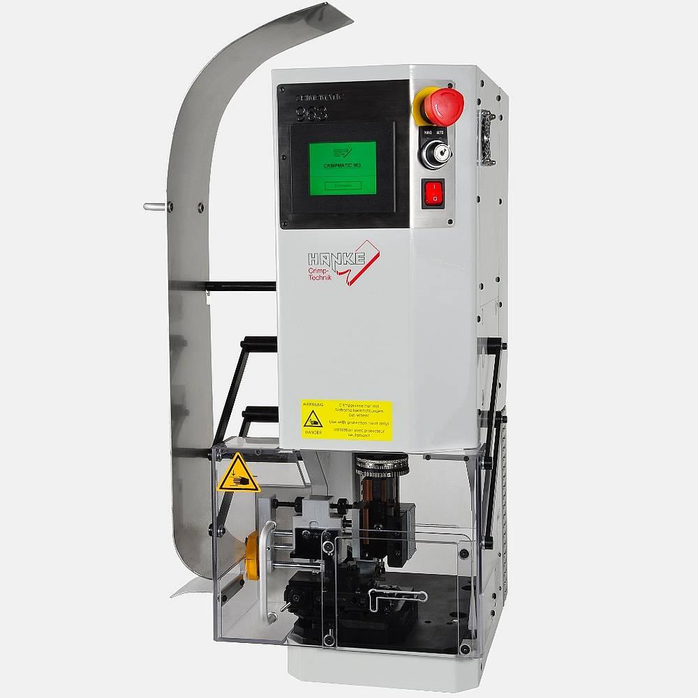 Hanke Crimp-Technik GmbH - CRIMPMATIC 601